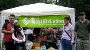 KostNixLaden am Großflohmarkt in Viktring