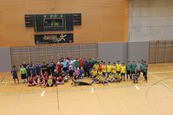 Ergebnis 1. iiiK Hallenfussballturnier