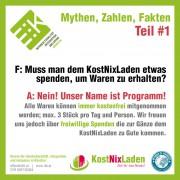 Mythen, Zahlen und Fakten #1