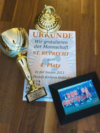 Piccolo Klagenfurt Liga Finale und Preisverleihung