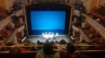 Podiumsdiskussion im Stadttheater zum Thema Asyl