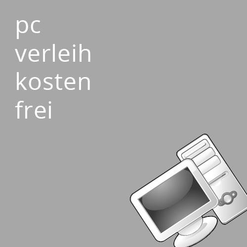 PC Verleih